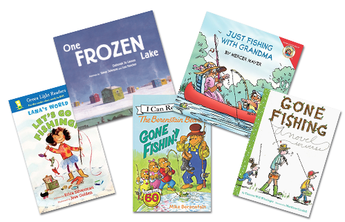 Fish Tales: The Best Books on Fishing Fun for Kids
