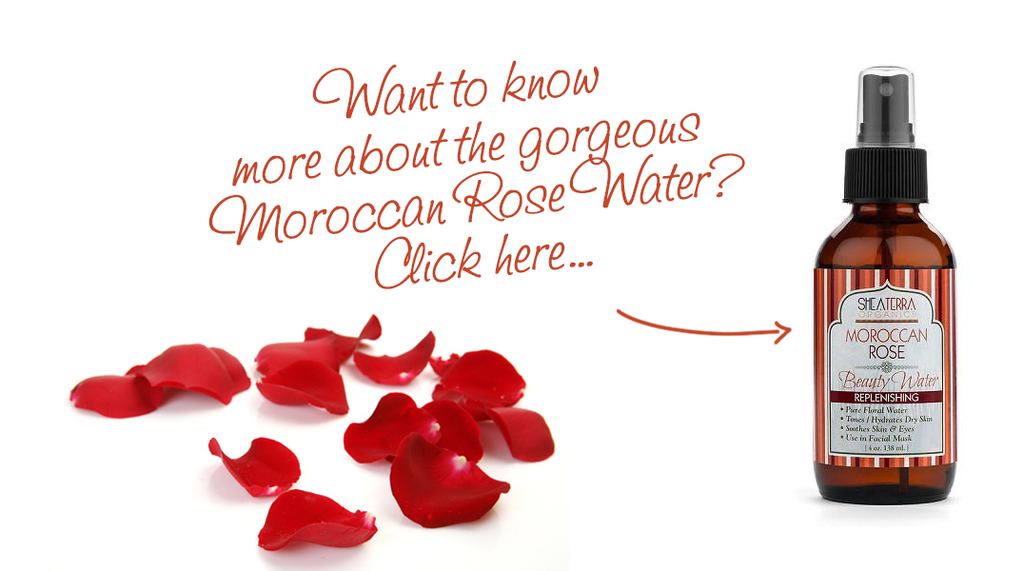 Moroccan Rose Water