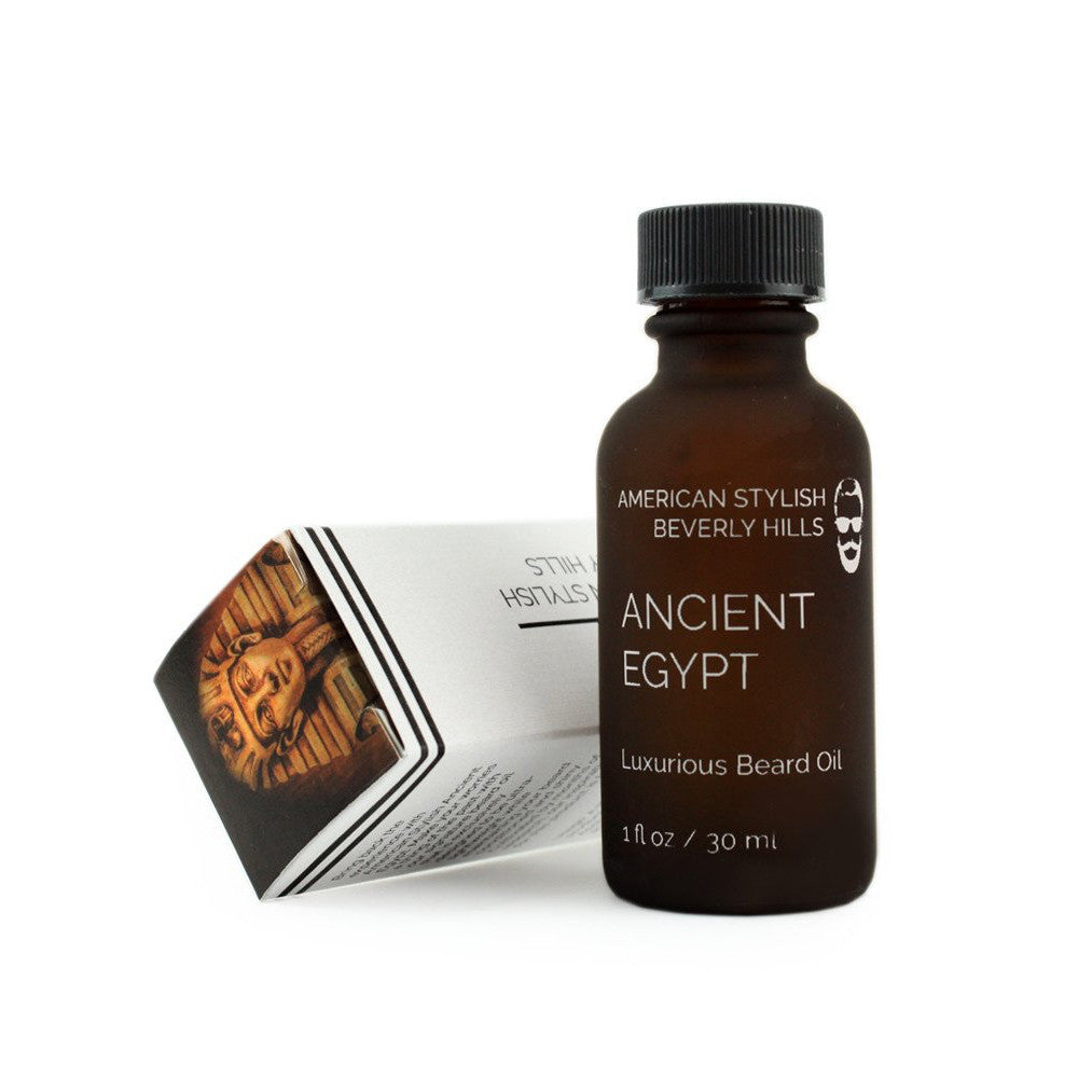 Beard Oil {Ancient Egypt}
