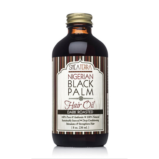 Nigerian Black Palm Hair Oil