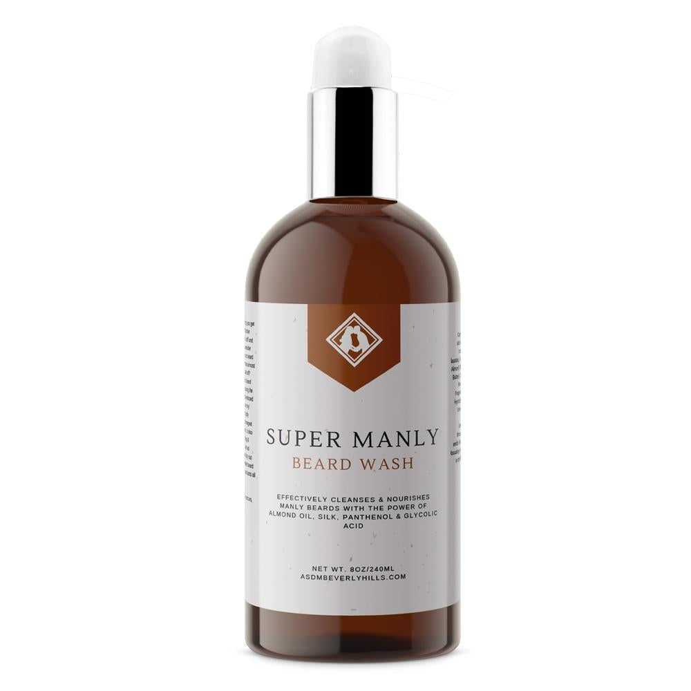 Super Manly Beard Wash