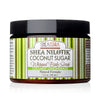 Shea Nilotik' Coconut Sugar Whipped Body Scrub {COCONUT LEMONGRASS}