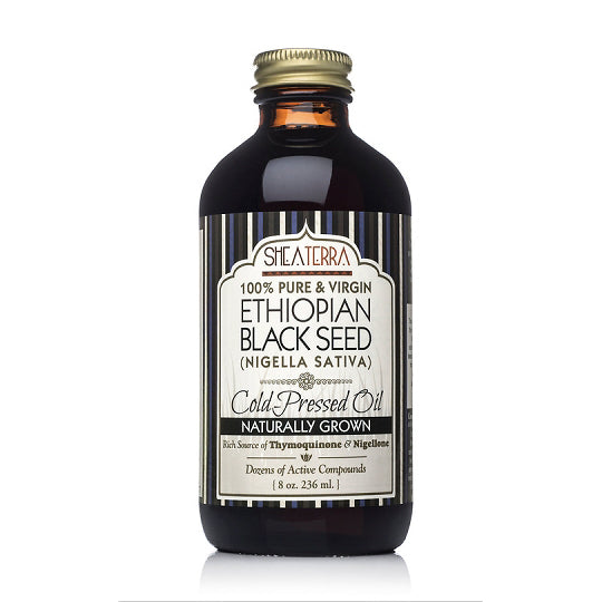 100% Pure Virgin Ethiopian Black Seed Oil {Super Strength + Naturally Grown}