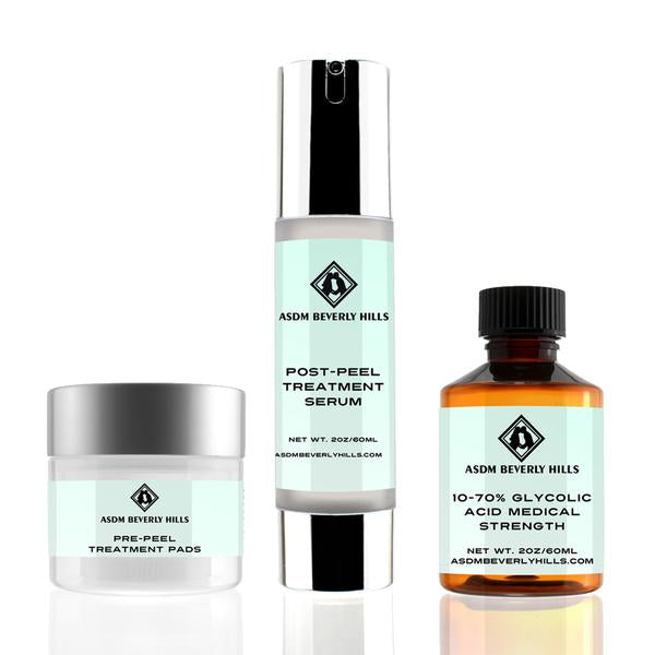 Glycolic Acid Peel Kit {10%}