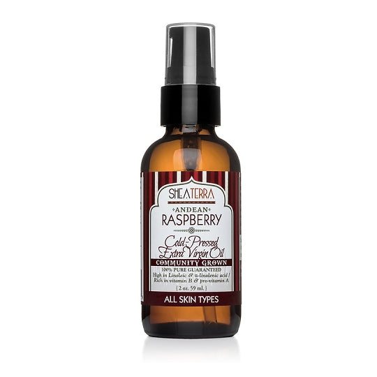 100% Pure Andean Raspberry Oil {60ml}
