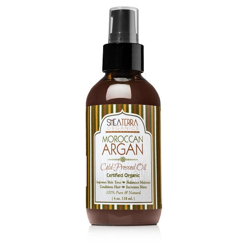 100% certified organic moroccan organ oil {120ml} - eZENtial - 2