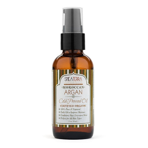 100% certified organic moroccan organ oil {60ml} - eZENtial - 1