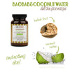 baobab & coconut water dull skin face masque {raw powder form} - eZENtial - 2