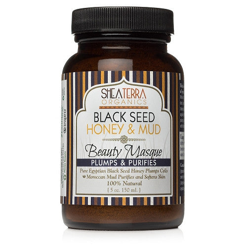 black seed honey + mud beauty masque {raw powder form} - eZENtial