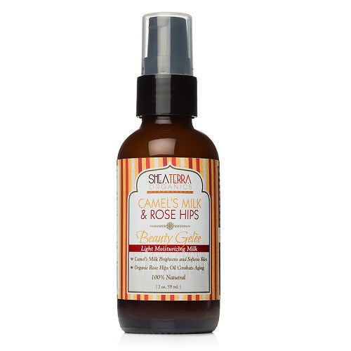Camel's Milk + Rose Hips Beauty Gelee' - eZENtial