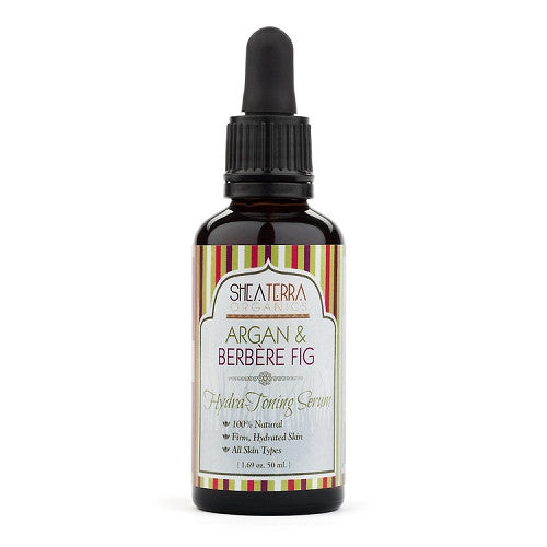argan + berbere fig hydra-toning serum - eZENtial - 1