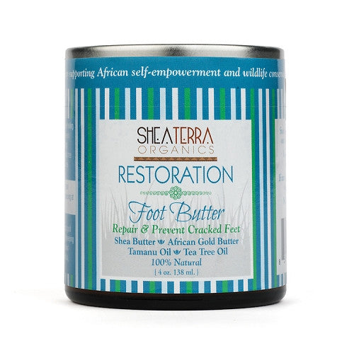 Foot Rituals Restoration Butter - eZENtial