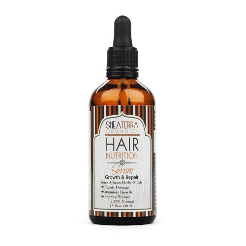 100% pure hair nutrition {growth + repair treatment}