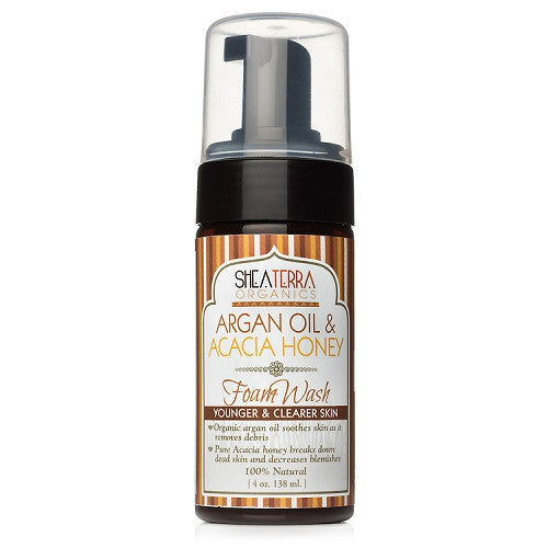 Argan + Acacia Honey Foam Wash - eZENtial - 1