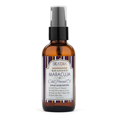 100% pure maracuja oil {cold pressed - rwandan} - eZENtial
