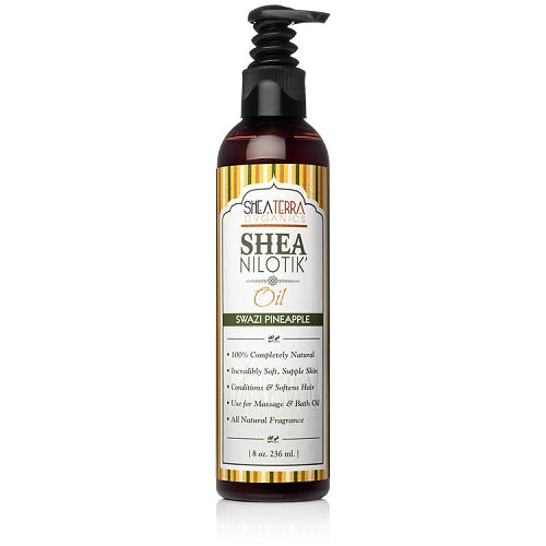 Shea Nilotik' Oil {SWAZI PINEAPPLE}