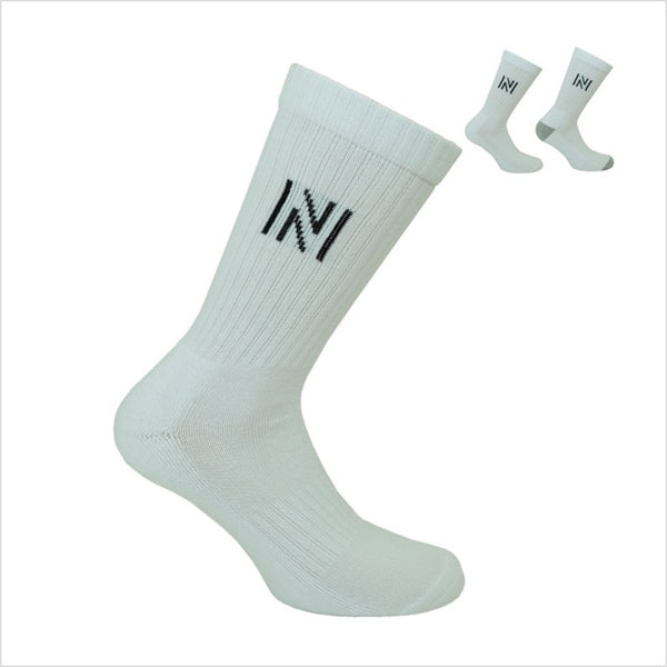 2PK Multi Sport Basic Cotton Crew Sock Style: BARKLEY