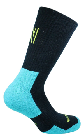 Multi Sport Tennis & Racket Cotton Cushioned Crew Men's Sock Style: CONNORS