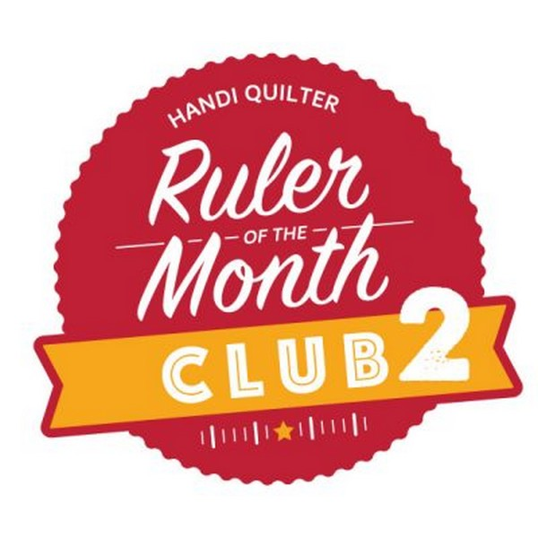 Join HandiQuilter Ruler of the Month 2 Starting February, 2018