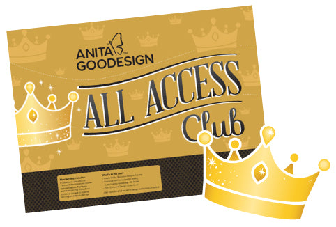 Announcing Anita Goodesign Monthly All Access Plan