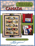 Discover Canada West to East Pattern
