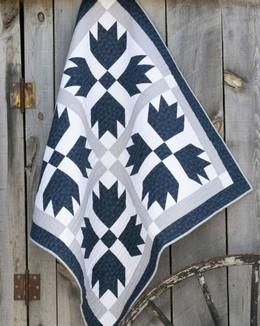 "GO! Bear's Paw 14"" Finished available in Canada at The Quilt Store"