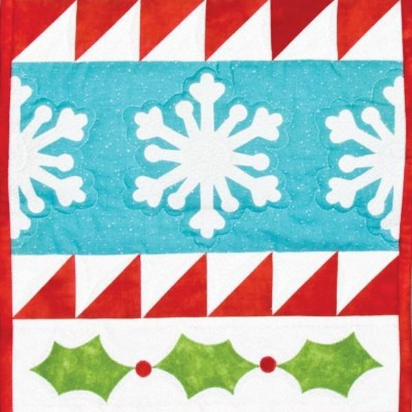 Accuquilt GO! Holiday Medley available in Canada at The Quilt Store
