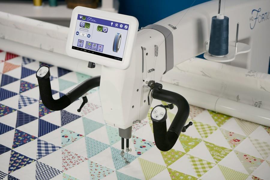 Handi Quilter Forte available in Canada at The Quilt Store