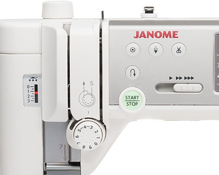 Janome Memory Craft 6700P available in Canada at The Quilt Store