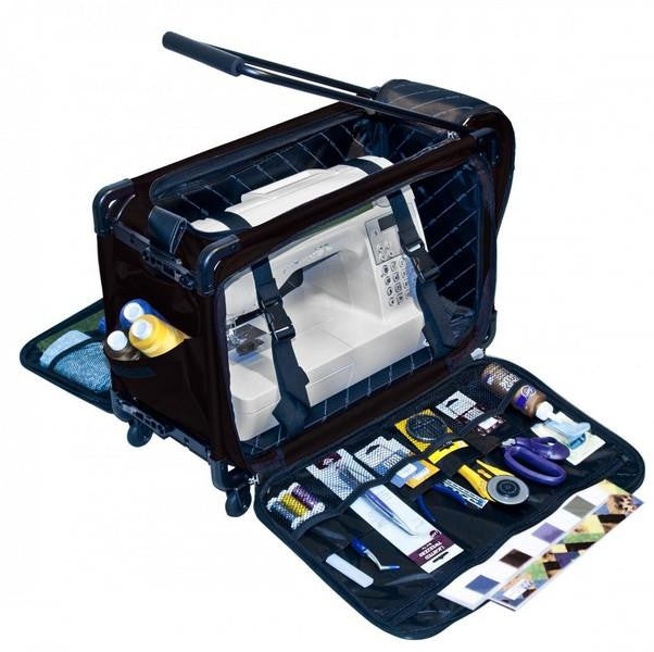 Tutto Large Carrying Case - Black at The Quilt Store