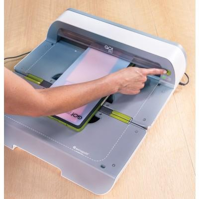 Go! Big Electric Fabric Cutter at The Quilt Store