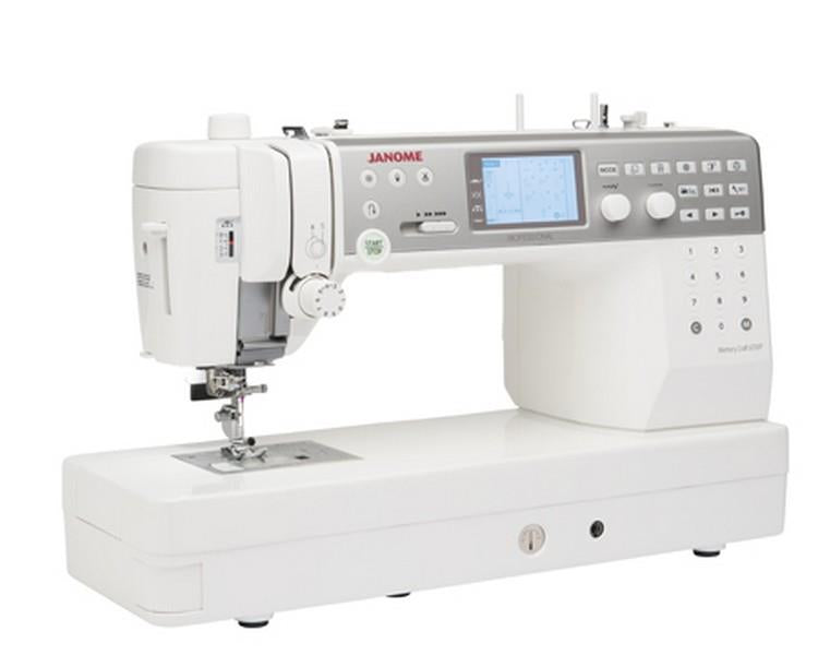 Janome Memory Craft 6700p The Quilt Store
