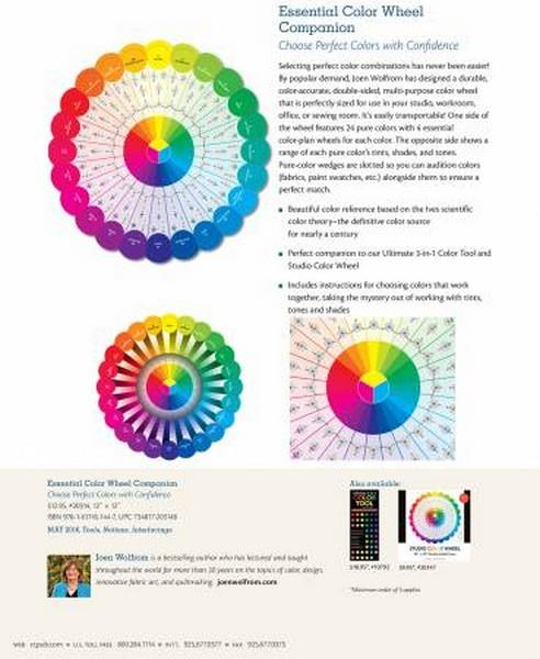 Essential Colour Wheel Companion