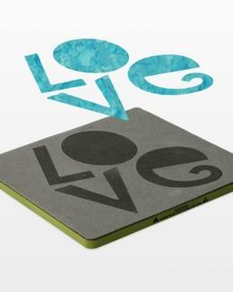 GO! Love Accuquilt die available in Canada at The Quilt Store