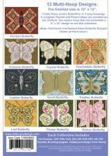 Anita Goodesign Big Butterflies