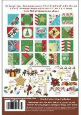 Anita Goodesign Christmas Quilt Blocks