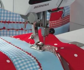 Bernina Spanish Hemstitch Attachment #47 available in Canada at The Quilt Store