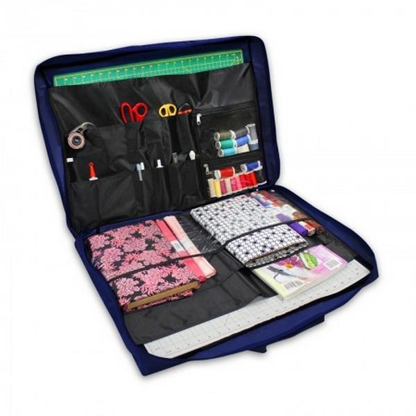 VIVACE COLLECTION - QUILTING ACCESSORY TOTE - 65x50x10cm