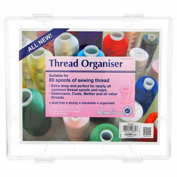 Sewline thread organiser available at The Quilt Store