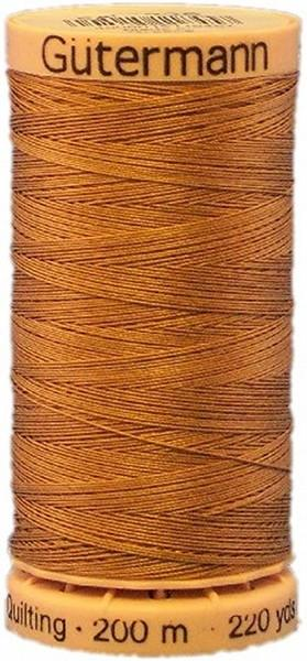 Gutermann Hand Quilting Thread - Khaki available at The Quilt Store in Canada