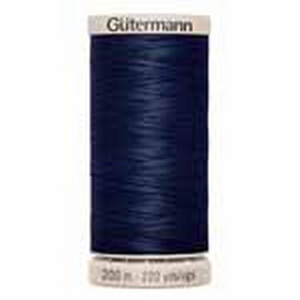 Gütermann Hand Quilting Thread - Navy available in Canada at The Quilt Store