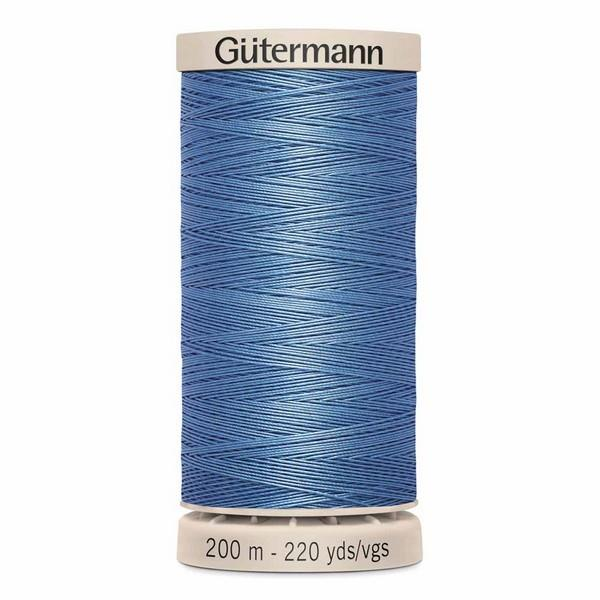 Gutermann Hand Quilting Thread Lt. Blue available in Canada at The Quilt Store