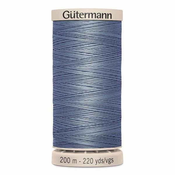 Gutermann Hand Quilting Thread Lt. Slate Blue available in Canada at The Quilt Store
