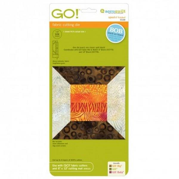 "Accuquilt GO! Spool 6"" Finished available in Canada at The Quilt Store"