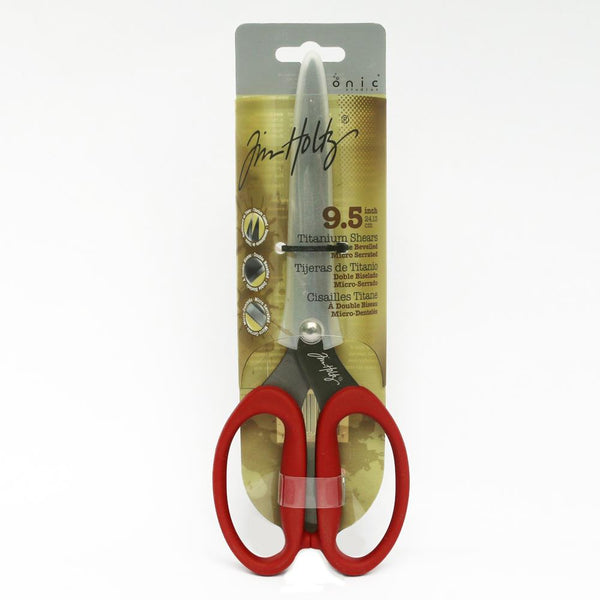 Tim Holtz Titanium Shears available in Canada at The Quilt Store