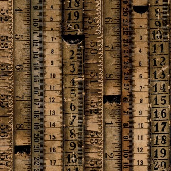 ECLECTIC ELEMENTS - TAPE MEASURES