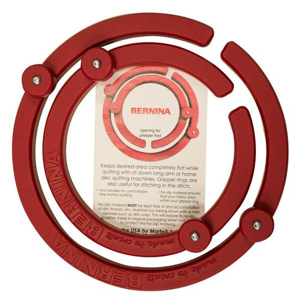 "Bernina Gripper Rings Set of 2 - 8"" & 11"" available in Canada at The Quilt Store"