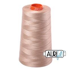 Aurifil Thread Cone 2314 Beige available in Canada at The Quilt Store