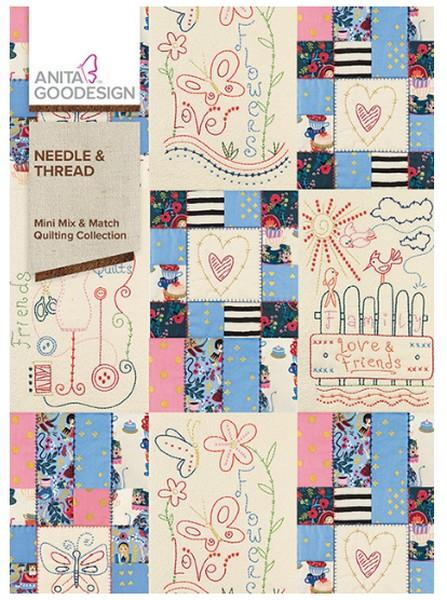 Anita Goodesign Needle & Thread available in Canada at The Quilt Store