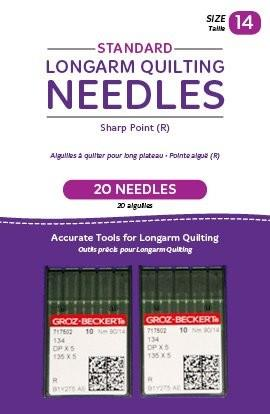 Handi Quilter Longarm Quilting Needles 90/14 available at The Quilt Store